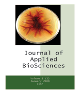 The Journal of Applied BioSciences